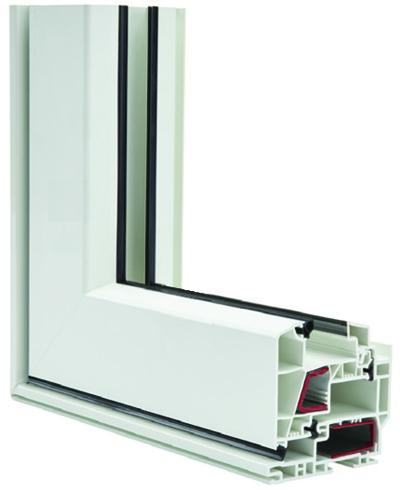 Aspekt 1800 Casement Window