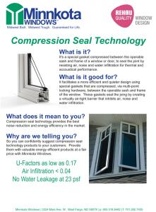 Compression Seal Technology