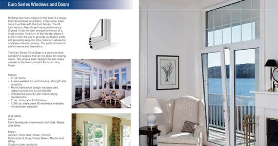 Euro Window Brochure